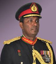 Jaffna - SF Commander Major Gen Udaya Perera